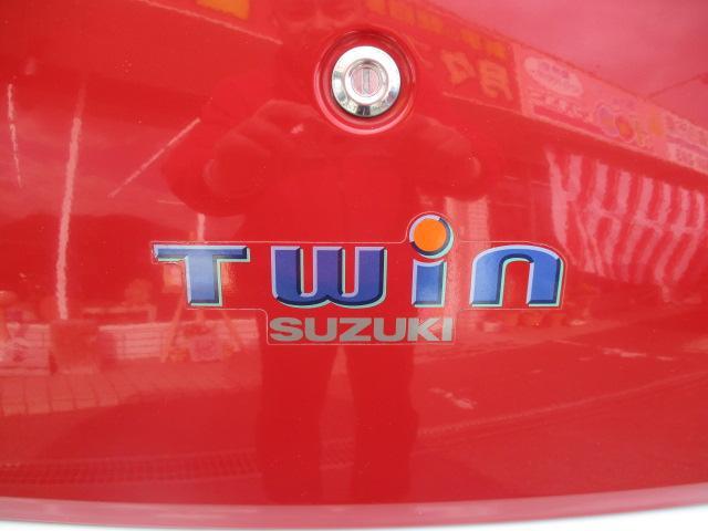 「スズキ」「ツイン」「軽自動車」「岡山県」の中古車12