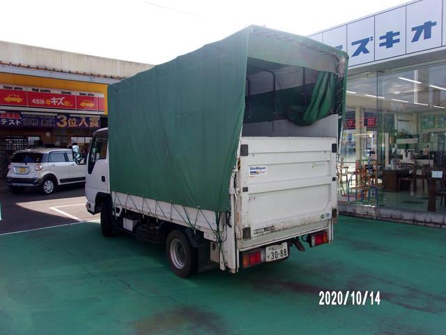 幌/垂直パワーゲート/バックカメラ/ETC(6枚目)