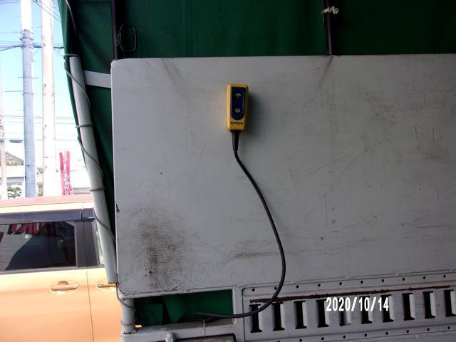 幌/垂直パワーゲート/バックカメラ/ETC(22枚目)