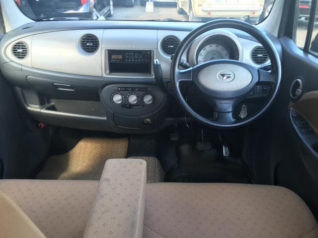 ダイハツ ムーヴラテ L CD キーレス Wエアバッグ ABS 電動格納ドアミラー