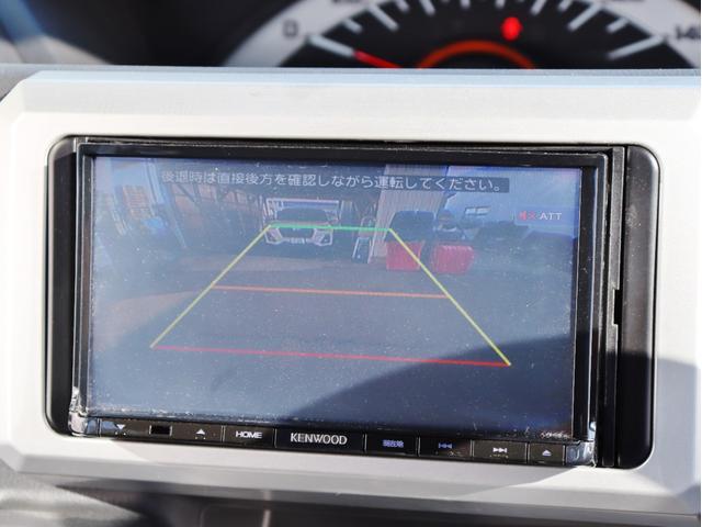バックカメラ搭載車になりますのでバックされる時に後方の映像がモニターに映りますのでバック駐車が苦手な方も安心して停めて頂けます。