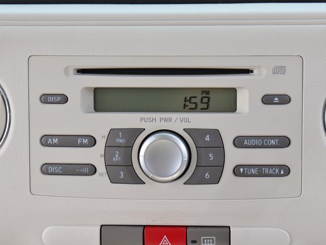CDデッキがついております、CD・AM・FMを使って頂くことが可能です。