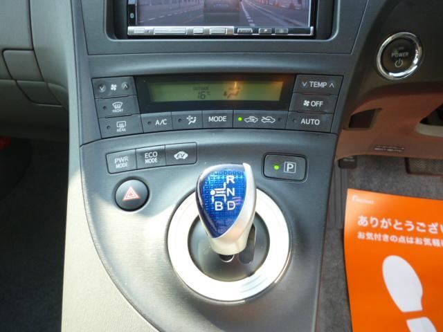 トヨタ プリウス Sツーリングセレクション HDDナビ バックカメラ 地デジ