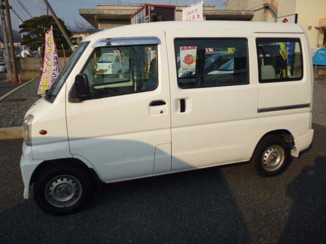 福祉車両 スイングアームリフト 4人乗り(4枚目)