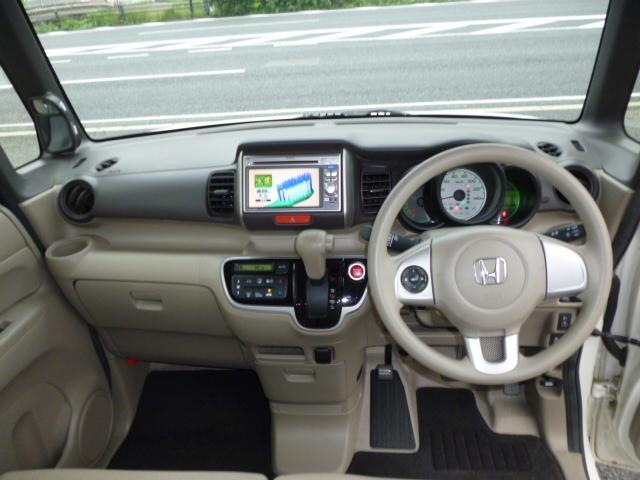 ホンダ N BOX+ G・Lパッケージ 4WD ナビ テレビ バックカメラ ETC