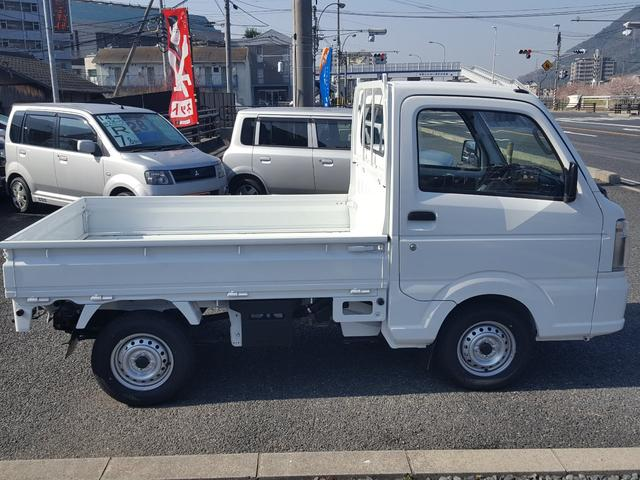 DX 届出済未使用車5MTエアコンパワステ 3方開(5枚目)