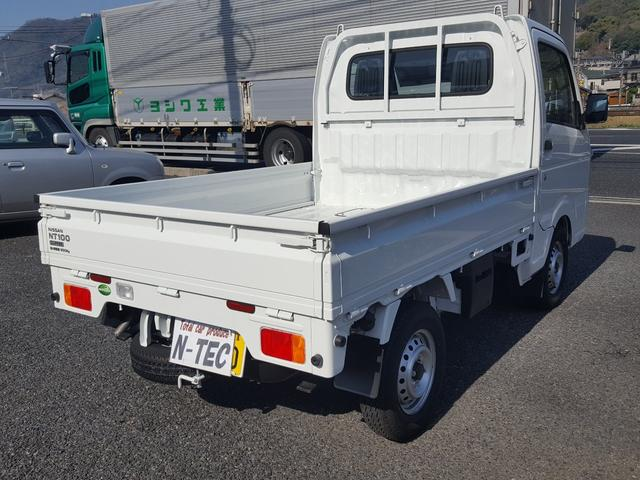 DX 届出済未使用車5MTエアコンパワステ 3方開(8枚目)