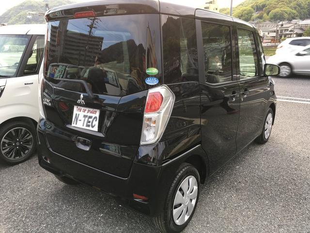 M届出済未使用車キーレス両側スライド電格ミラー(8枚目)