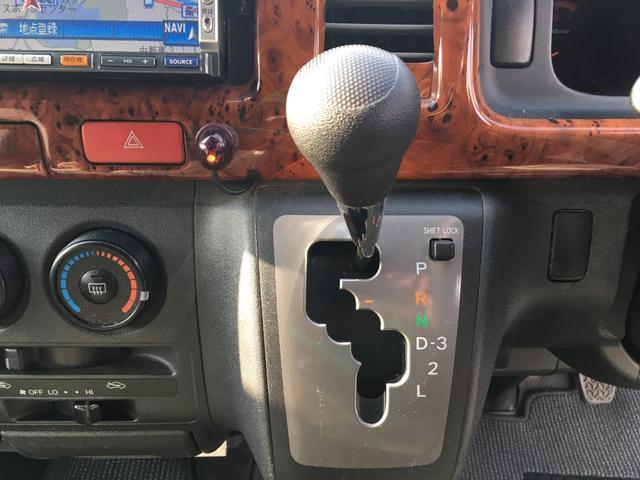 GLロング4WDキャンピング仕様ナビパワスラドア(14枚目)