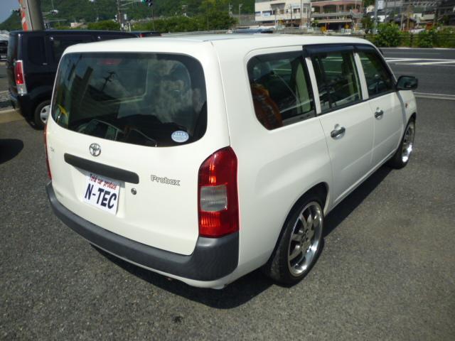 「トヨタ」「プロボックスバン」「ステーションワゴン」「広島県」の中古車7