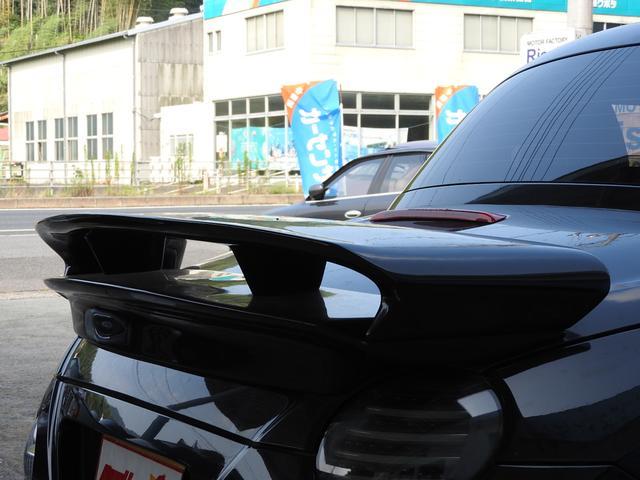 ダイハツ コペン アクティブトップ 車高調 社外バンパー テール 15AW