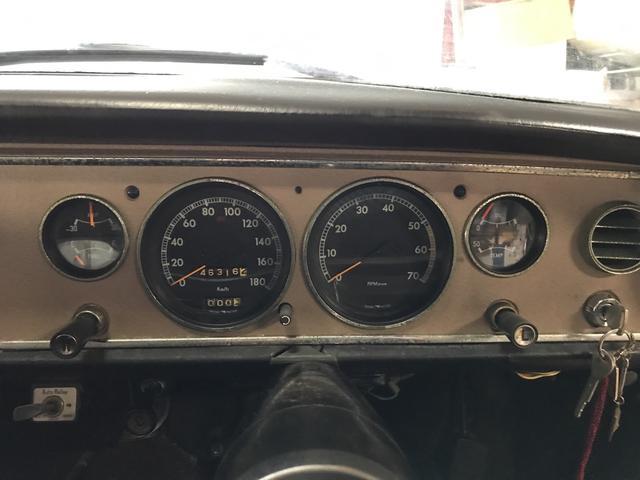1600S 4F2ドアハードトップ オリジナル(18枚目)