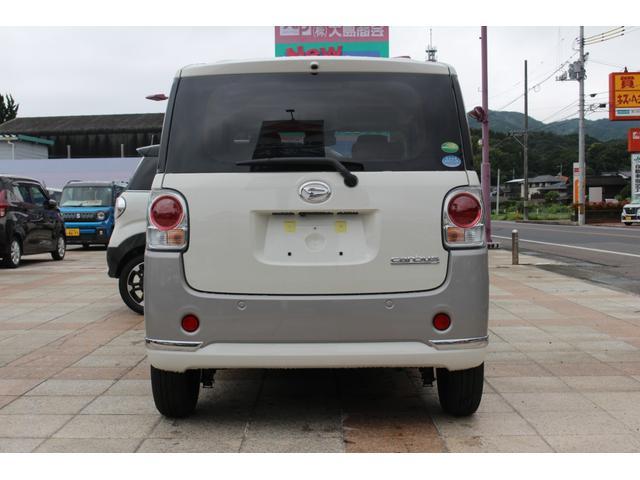 「ダイハツ」「ムーヴキャンバス」「コンパクトカー」「山口県」の中古車5