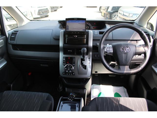 ZS 煌II TEIN車高調 社外ナビ ETC(9枚目)