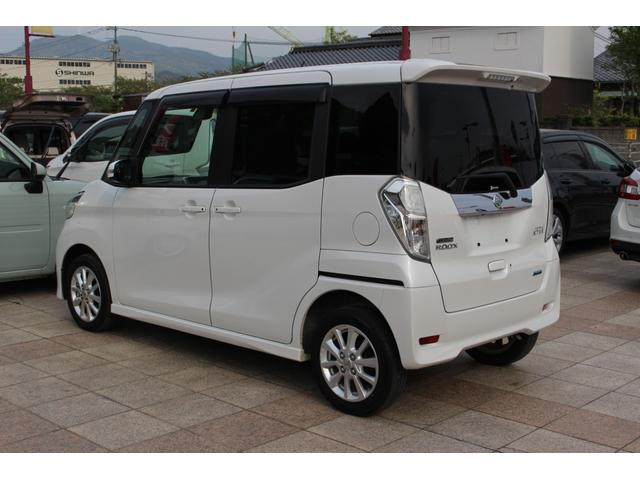 「日産」「デイズルークス」「コンパクトカー」「山口県」の中古車4