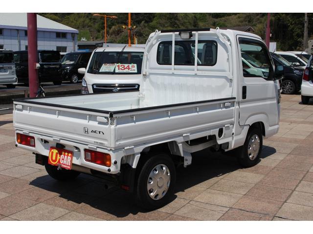 「ホンダ」「アクティトラック」「トラック」「山口県」の中古車5
