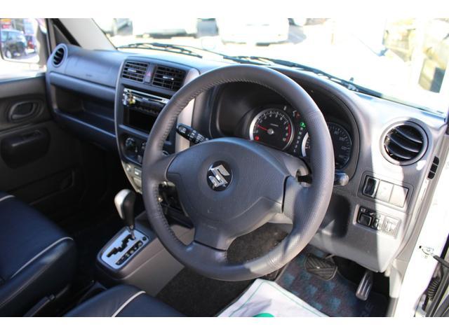 ランドベンチャー 4WD AT 純正AW スズキディーラー買取仕入れ(9枚目)