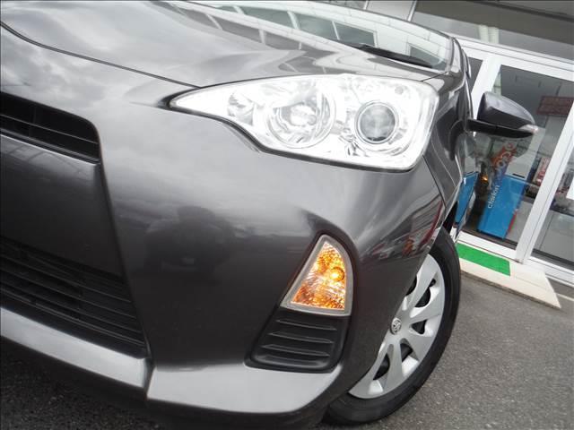 トヨタ アクア G メモリーナビ 地デジ ETC 横滑り防止機能