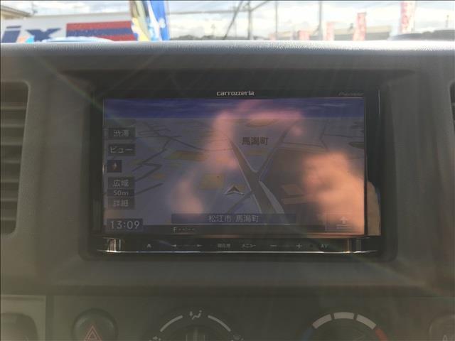 スズキ エブリイ ジョイン ハイルーフ 4WD 5速マニュアル フルセグナビ