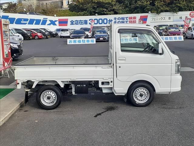 「スズキ」「キャリイトラック」「トラック」「島根県」の中古車4