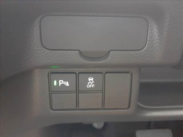 カスタム L 届け出済み未使用車 衝突軽減B レーダークルーズ LEDオートライト&フォグ 車線逸脱警報 リアPセンサー スマートキーx2 プッシュS 電動D シートヒーター 専用エアロ&AW ナビ装着用SPパック(16枚目)