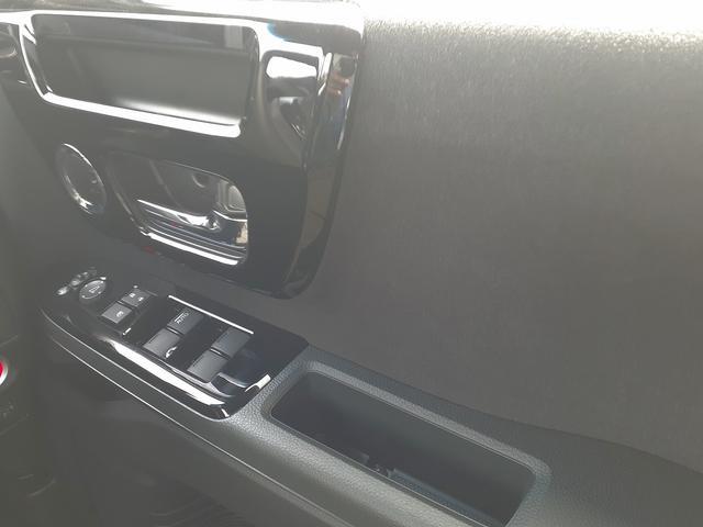 カスタム L 届け出済み未使用車 衝突軽減B レーダークルーズ LEDオートライト&フォグ 車線逸脱警報 リアPセンサー スマートキーx2 プッシュS 電動D シートヒーター 専用エアロ&AW ナビ装着用SPパック(26枚目)