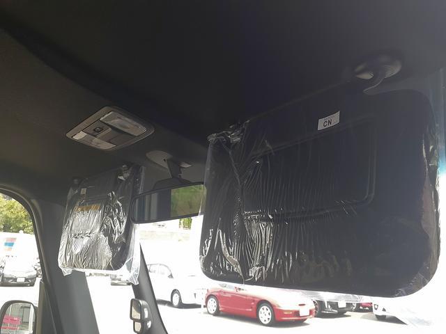 カスタム L 届け出済み未使用車 衝突軽減B レーダークルーズ LEDオートライト&フォグ 車線逸脱警報 リアPセンサー スマートキーx2 プッシュS 電動D シートヒーター 専用エアロ&AW ナビ装着用SPパック(28枚目)