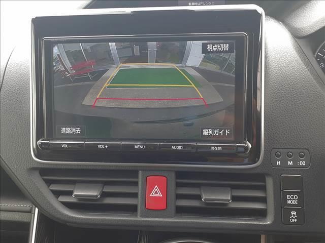 Gi ブラックテーラード ワンオーナー 9型フルセグナビ Bカメラ BT接続 両側電動D 衝突軽減B AUTOハイビーム 車線逸脱警報 クルコン 黒革シート 温シート LED ウッドコンビH スマートK ETC 15AW(17枚目)
