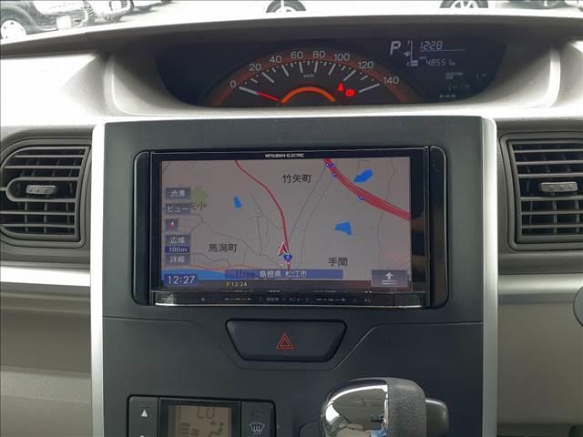 X SA メモリー地デジナビ BT接続 DVD再生 ETC 電動スライドドア 衝突軽減B 横滑り防止 アイドリングストップ スマートキー プッシュスタート Bシート 電格ミラー 純正ドアバイザー オートライト(16枚目)