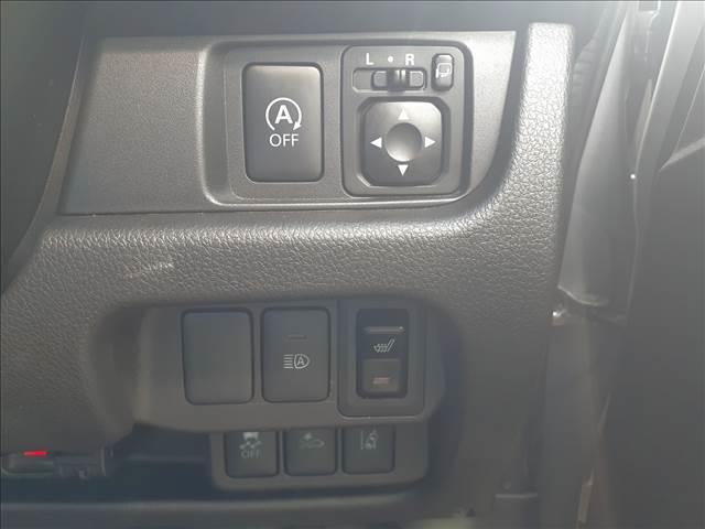 ハイウェイスター X 衝突軽減B レーンキープ オートハイビーム メモリーフルセグナビ BT接続 ETC 全方位カメラ LEDオートライト 純正14AW インテリキー2個 Pスタ 温シート Aストップ 革ハンドル TRC(17枚目)