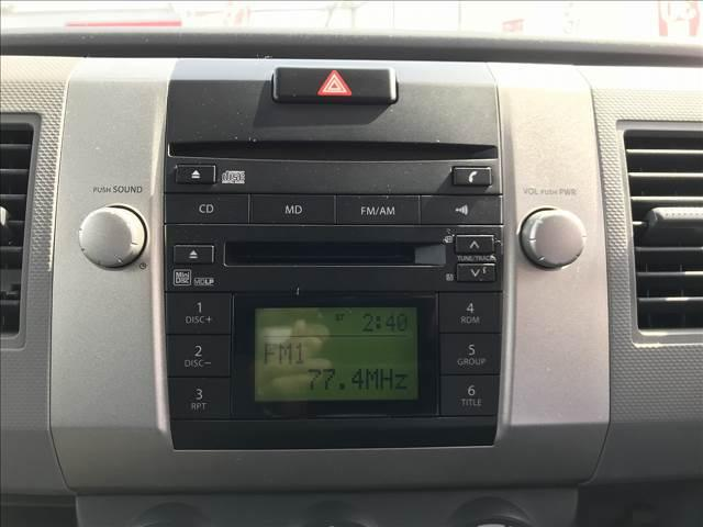 マツダ AZワゴン FX-Sスペシャル 純正CDMD ETC スマートキー