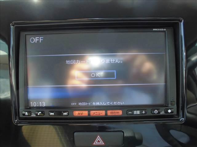 日産 モコ X フルセグメモリーナビ インテリキー ドライブレコーダー
