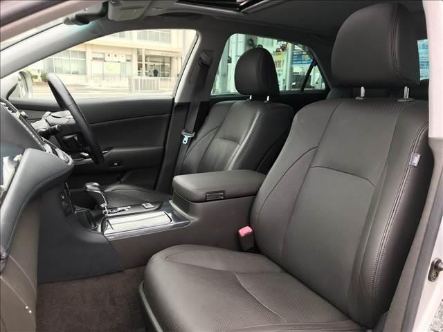 トヨタ クラウンハイブリッド ベースグレード HDDマルチナビ スマートキー ETC
