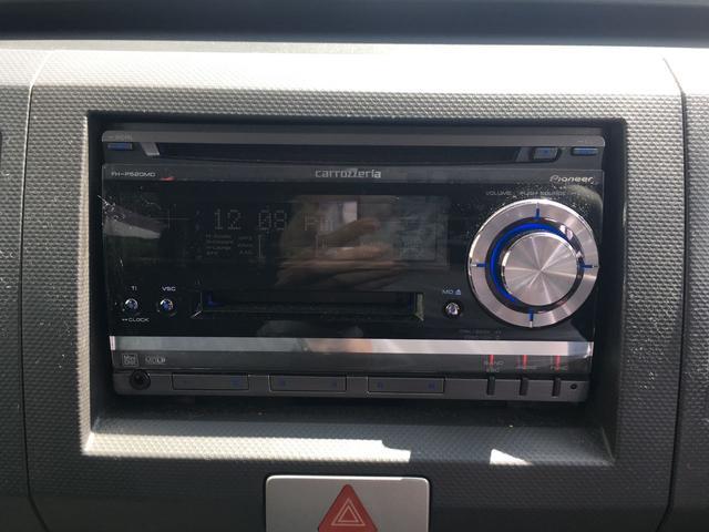 スズキ ワゴンR FX-Sリミテッド キーレス CD MD