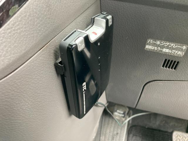 プラタナ 左側電動スライドドア TVナビ バックカメラ Bluetooth接続可 ETC キーレス 3列シート HID(12枚目)