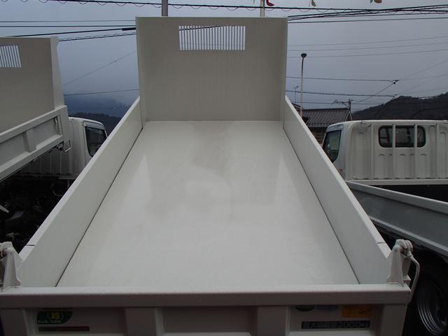 三菱ふそう キャンター ダンプ 2t 5MT