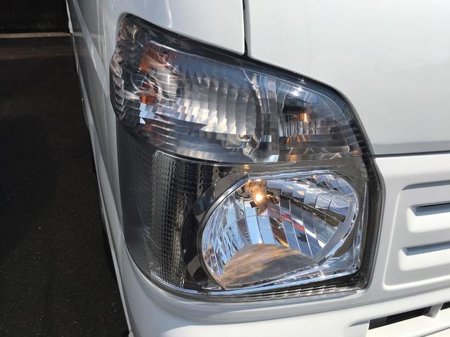 スズキ キャリイトラック KC 登録済未使用車 エアコン パワステ 三方開
