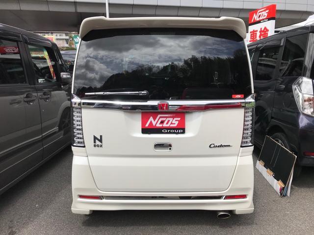 G ターボSSパッケージ ETC 黒革調シートカバー 車高調(6枚目)