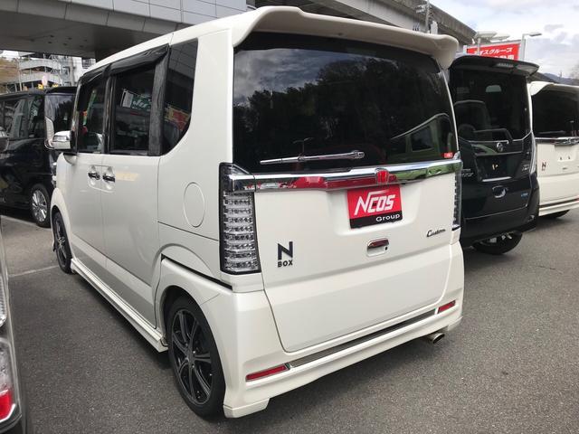 G ターボSSパッケージ ETC 黒革調シートカバー 車高調(7枚目)
