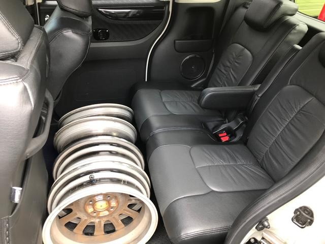 G ターボSSパッケージ ETC 黒革調シートカバー 車高調(13枚目)