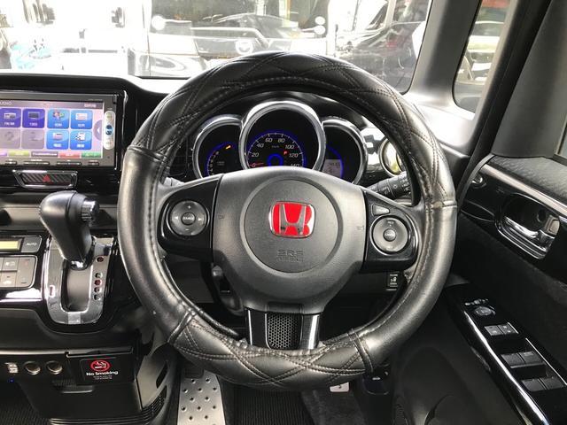 G ターボSSパッケージ ETC 黒革調シートカバー 車高調(15枚目)