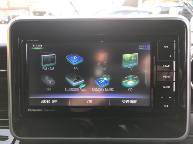 ハイブリッドXS 衝突軽減ブレ-キ SD地デジナビ DVD再生 BluetoothAudio バックカメラ 両側パワースライドドア ETC シートヒーター オートライト(7枚目)