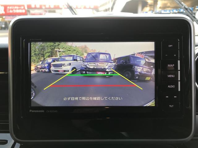 ハイブリッドXS 衝突軽減ブレ-キ SD地デジナビ DVD再生 BluetoothAudio バックカメラ 両側パワースライドドア ETC シートヒーター オートライト(8枚目)