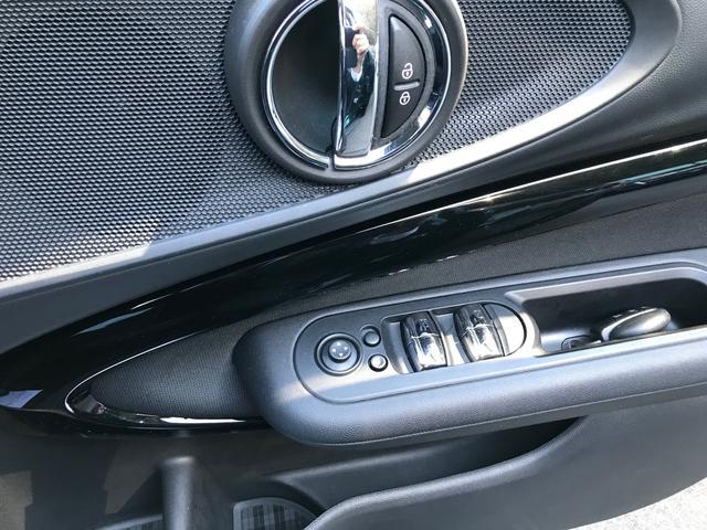 クーパー クラブマン スマートキー バックカメラ ドライブレコーダー オートエアコン 17インチアルミ クリアランスソナー クルーズコントロール(8枚目)