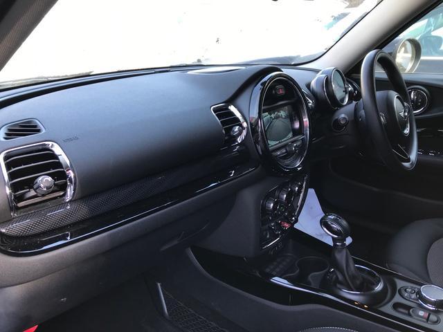 クーパー クラブマン スマートキー バックカメラ ドライブレコーダー オートエアコン 17インチアルミ クリアランスソナー クルーズコントロール(23枚目)