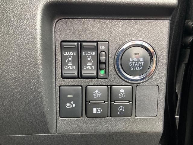カスタムRS トップエディションSAIII ターボ TEIN車高調 両側パワースライドドア メモリー地デジナビ バックカメラ ドラレコ ETC シートヒーター スマートキー(5枚目)
