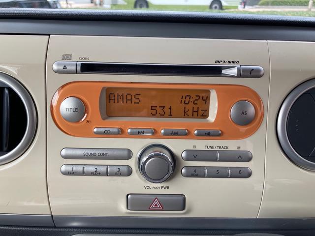 X スマートキー 14インチアルミ 電格ミラー プッシュスタート セキュリティアラーム プライバシーガラス バニティミラー CD(3枚目)