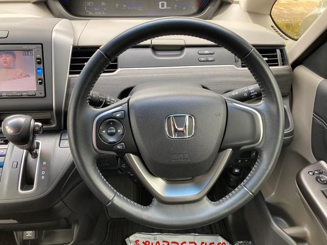 G 純正メモリー地デジナビ DVD再生 BluetoothAudio バックカメラ ETC 左側パワースライドドア スマートキー オートエアコン LEDヘッドライト オートライト(3枚目)