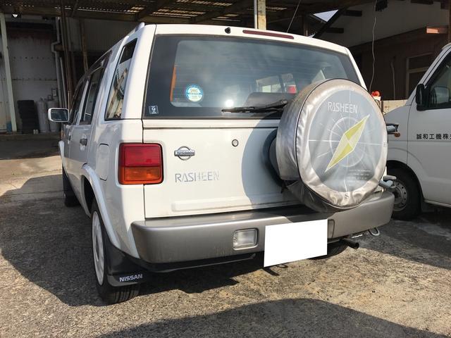4WD オーディオ付 ETC 5名乗り(6枚目)