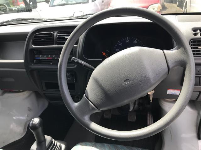 軽自動車 スペリアホワイト MT AC 両側スライドドア(18枚目)